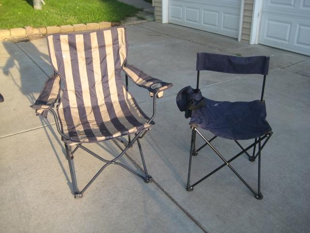 Campfire Chair. «